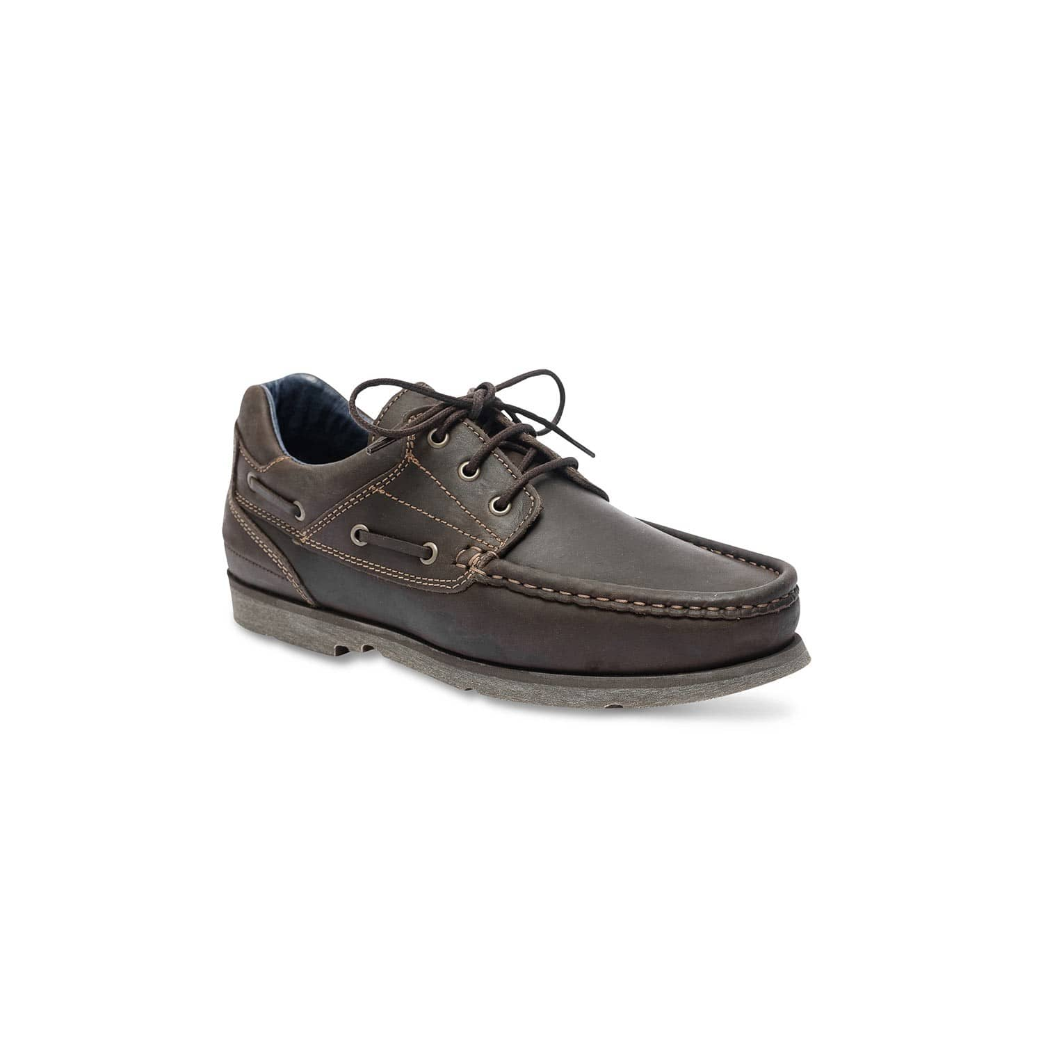 Marques Chaussure homme TBS homme Caudan Ebene2