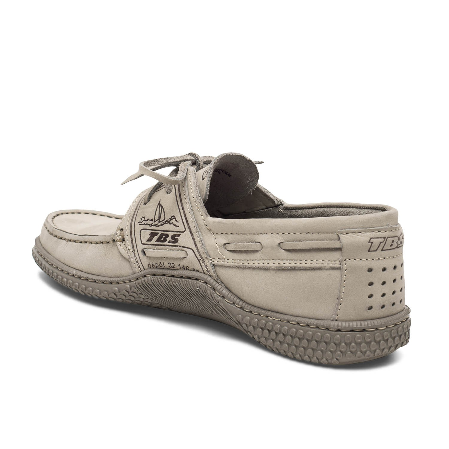Goniox Grises Achat Bateau Tbs Cuir Chaussures y7w8xWUqzS