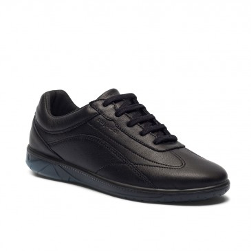 SOLDES Chaussures Confort Made in France - Baskets Easywalk Cuir - TBS f48724b7ed89