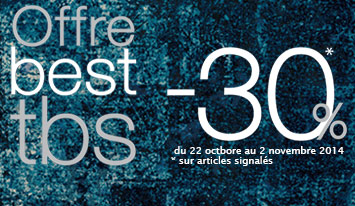 Offre Best -30%